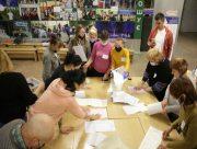 В Херсоні перерахують голоси на одній з виборчих дільниць
