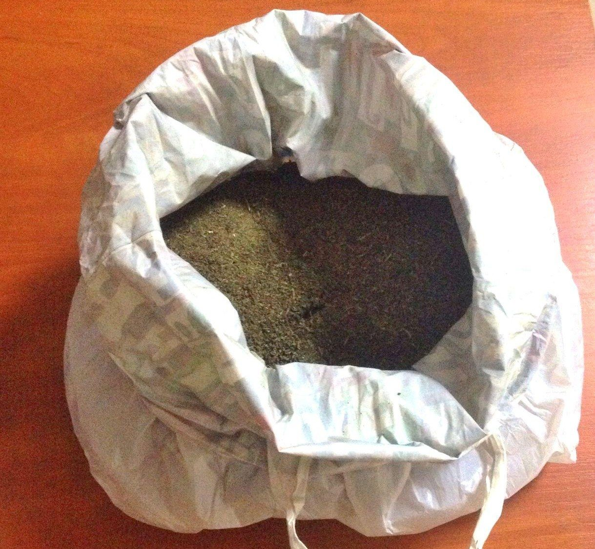 Полицейские изъяли у жителя Херсонщины более килограмма марихуаны