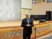 Ректор Херсонського держуніверситету подякував виборцям