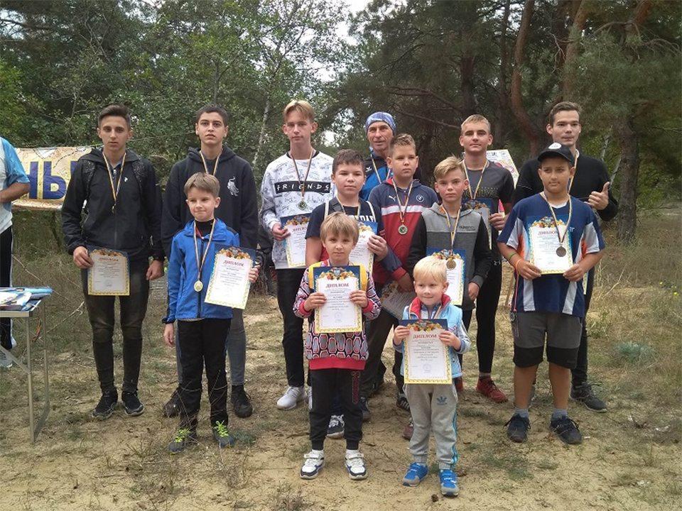 Три дні змагань принесли херсонським спортсменам 16 медалей
