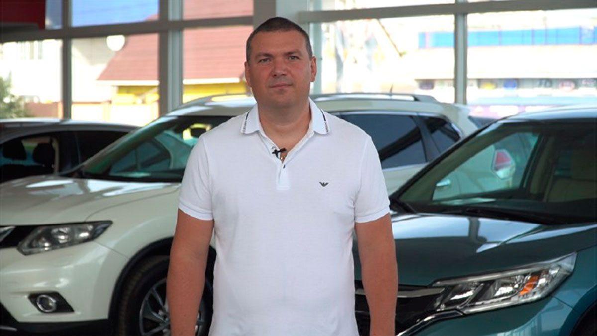 До херсонської команди УДАР приєднався керівник автомобільного центру SEAT