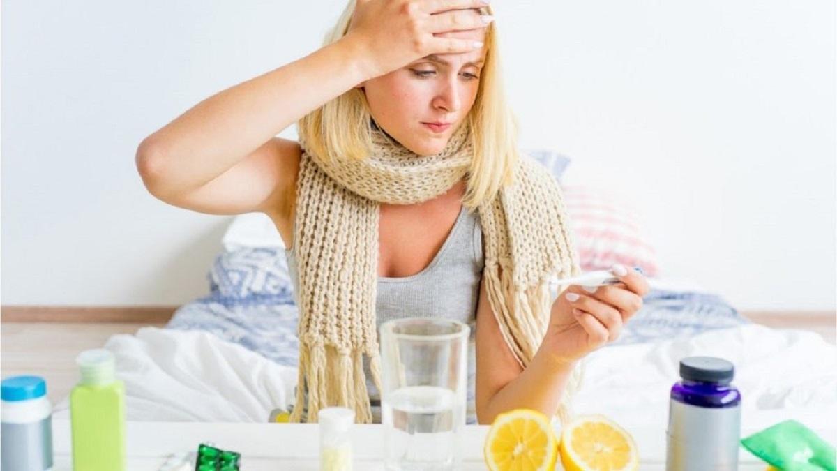 Заболеваемость ОРВИ и гриппом на Херсонщине соответствует сезонным показателям