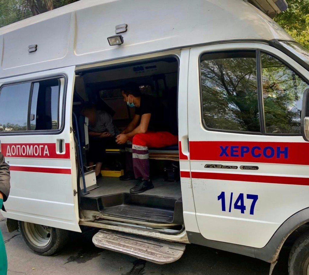 В Херсоне полицейские спасли девушку от самоубийства
