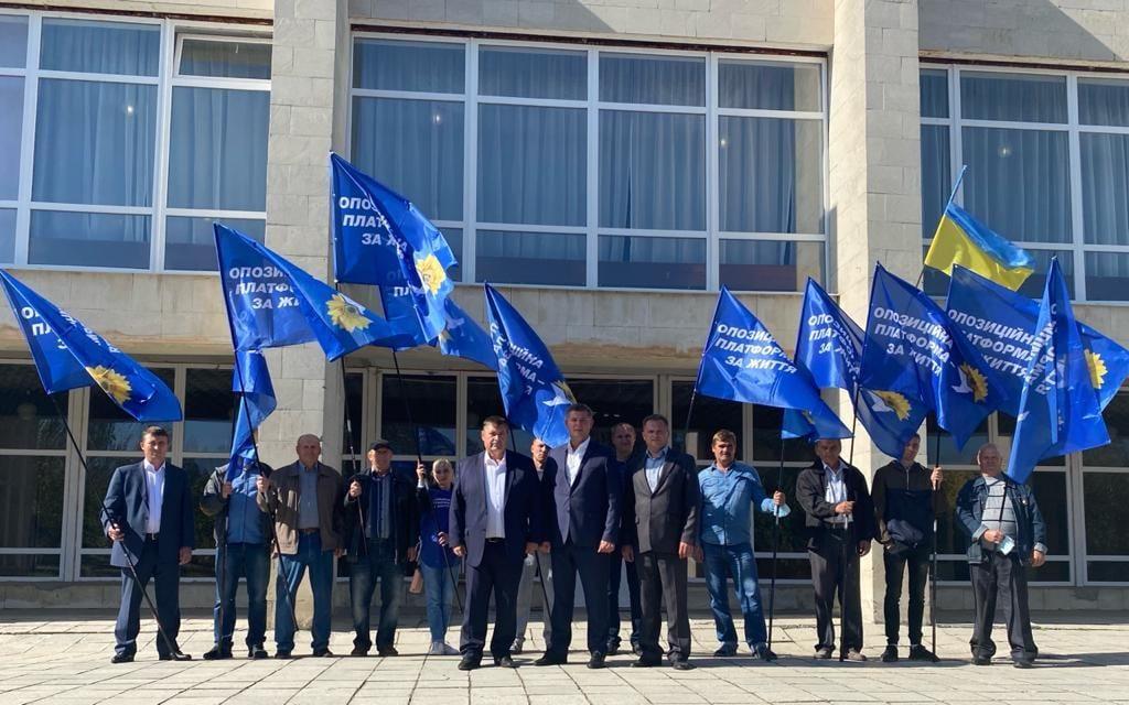 Егор Устинов заверил жителей Херсонщины: Оппозиция никогда не поддержит псевдореформ от власти