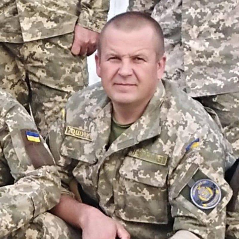 """Юрій Ошурко: """"Завжди знаходжуся там, де потрібна допомога"""""""