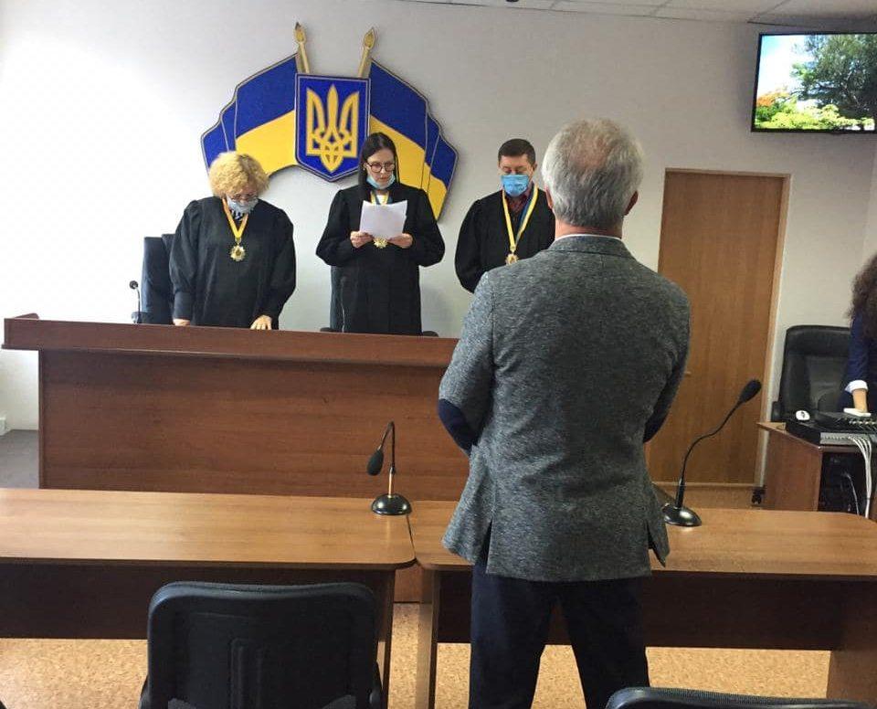 """Суд принял решение по """"гендерной провокации"""" в Херсоне"""