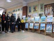 У ХДУ готують до випуску каталог картин юних художників