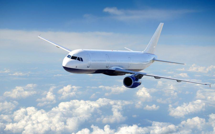 Вероятность подхватить коронавирус в самолете - 0,003%