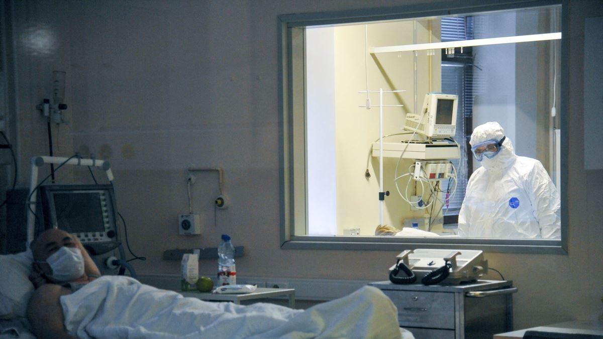 Пациентов с ковидом начала принимать еще одна больница на Херсонщине