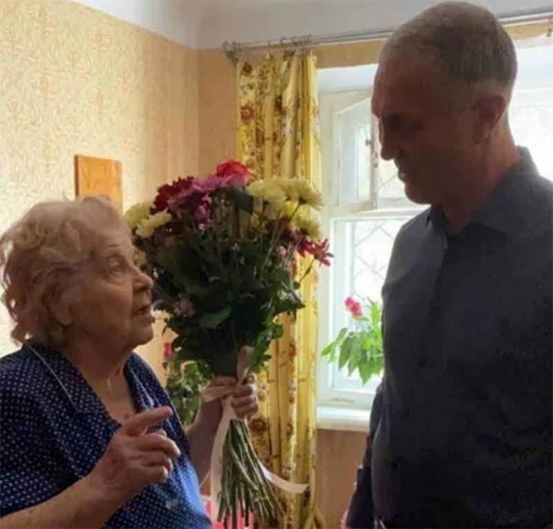 Володимир Сальдо розповів те, яким був, яким є та має бути соціальний захист херсонців