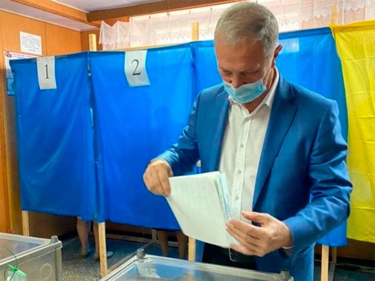 В Херсоне проходят местные выборы