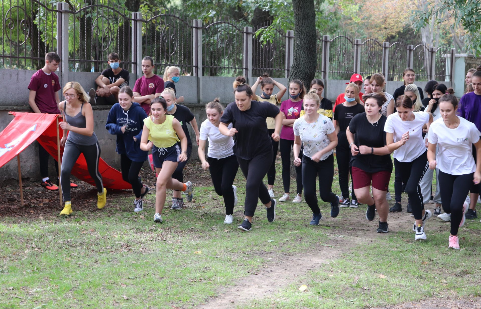Студенти ХДУ змагалися за звання найкращих спортсменів ХДУ