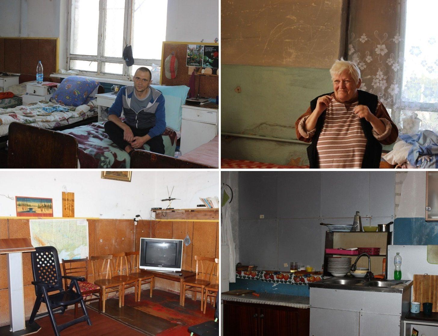 В Херсоні центр реабілітації безхатченків на межі закриття