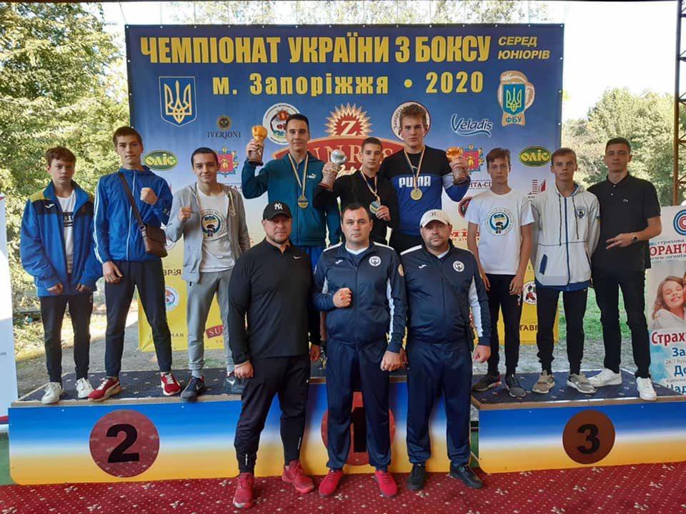 Херсонские боксёры снова с медалями