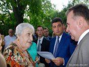 Жителька Херсона висуває свою кандидатуру у депутати  міської ради