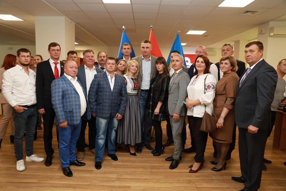 Херсонцям назвали 7 причин підтримати УДАР Віталія Кличка