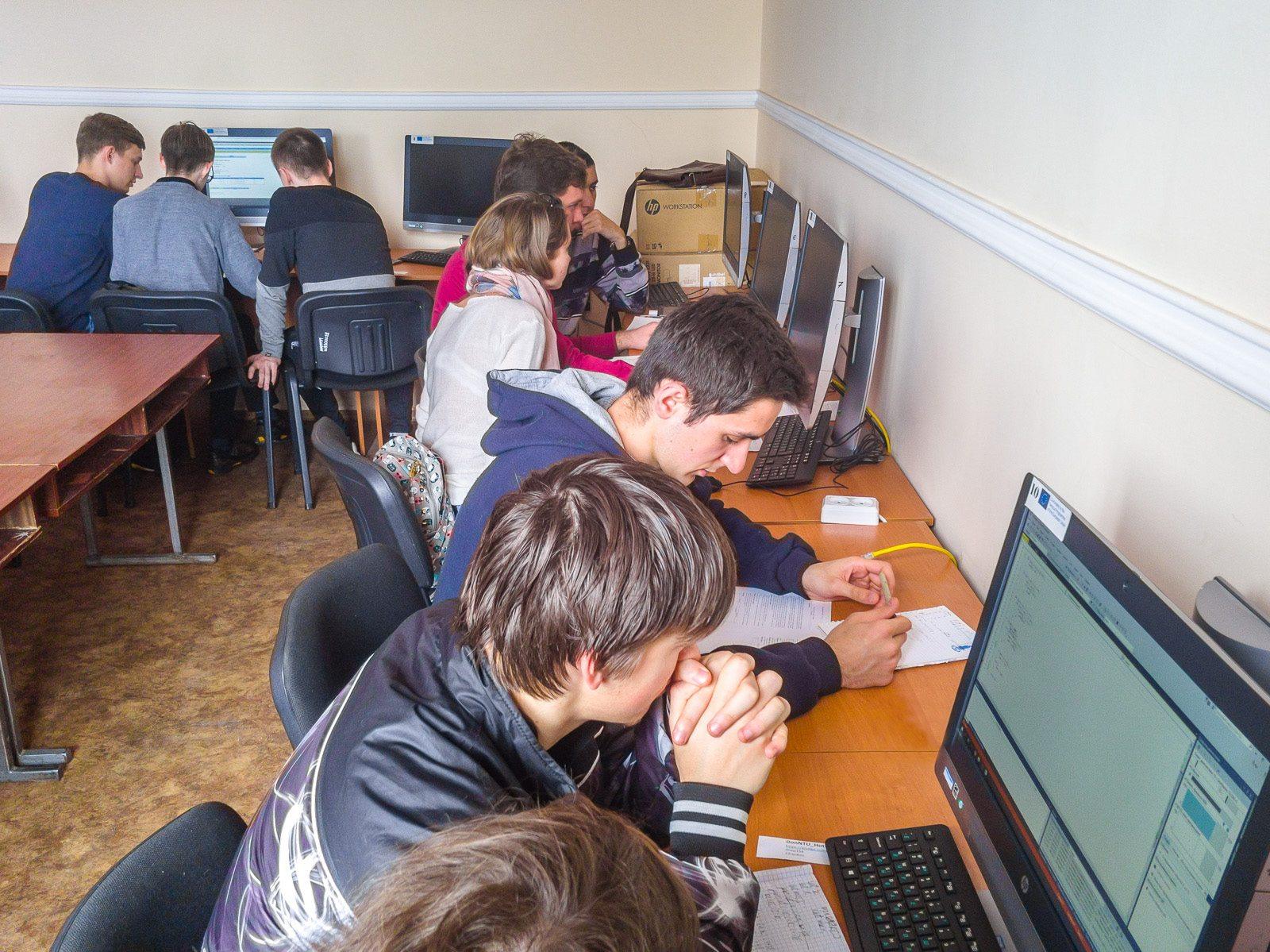 На Херсонщині відбувся І етап Міжнародної студентської олімпіади з програмування АСМ-ICPC 2020