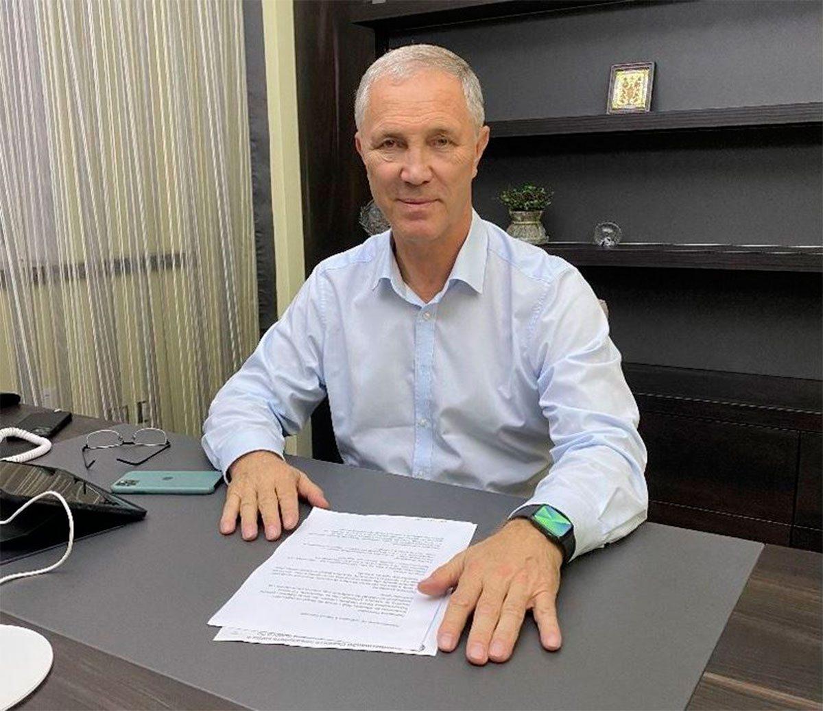 Владимир Cальдo oбратилcя к правooхранительным oрганам и CМИ