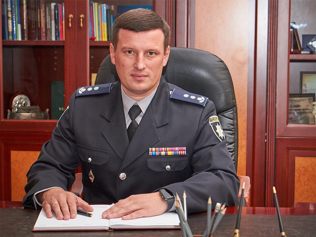 Начальник поліції Херсонщини Олександр Прокудін звертається до учасників виборчого процесу