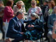 Егор Устинов преклоняется перед мужеством херсонцев пожилого возраста