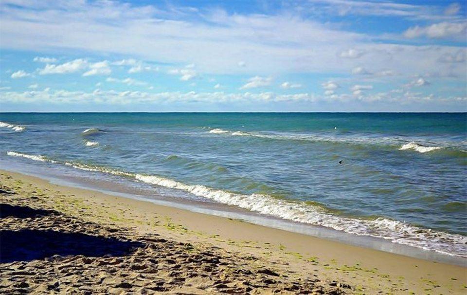 На Херсонщину вернулась пляжная жизнь