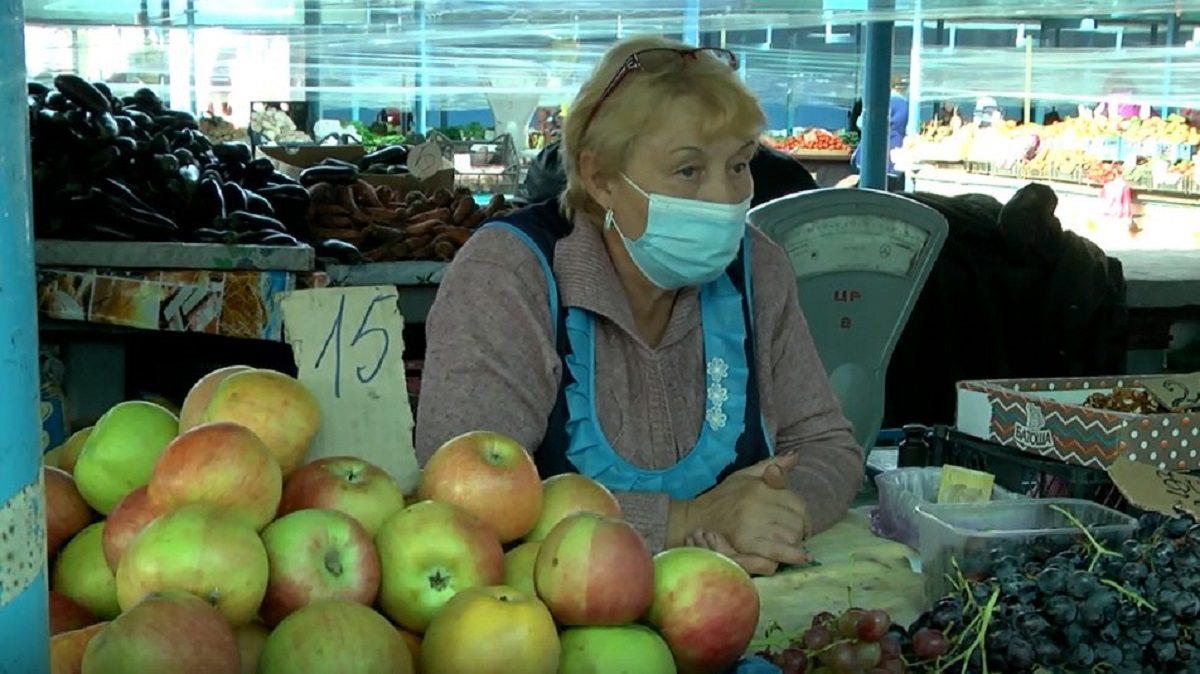 яблука, ціни, врожайність