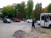 В Херсоне произошло ДТП на пешеходном переходе