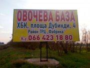 Фермеры Херсонщины открыли в городе уникальную фруктово-овощную базу