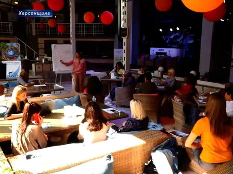 Жіночий семінар відбувся у Херсоні