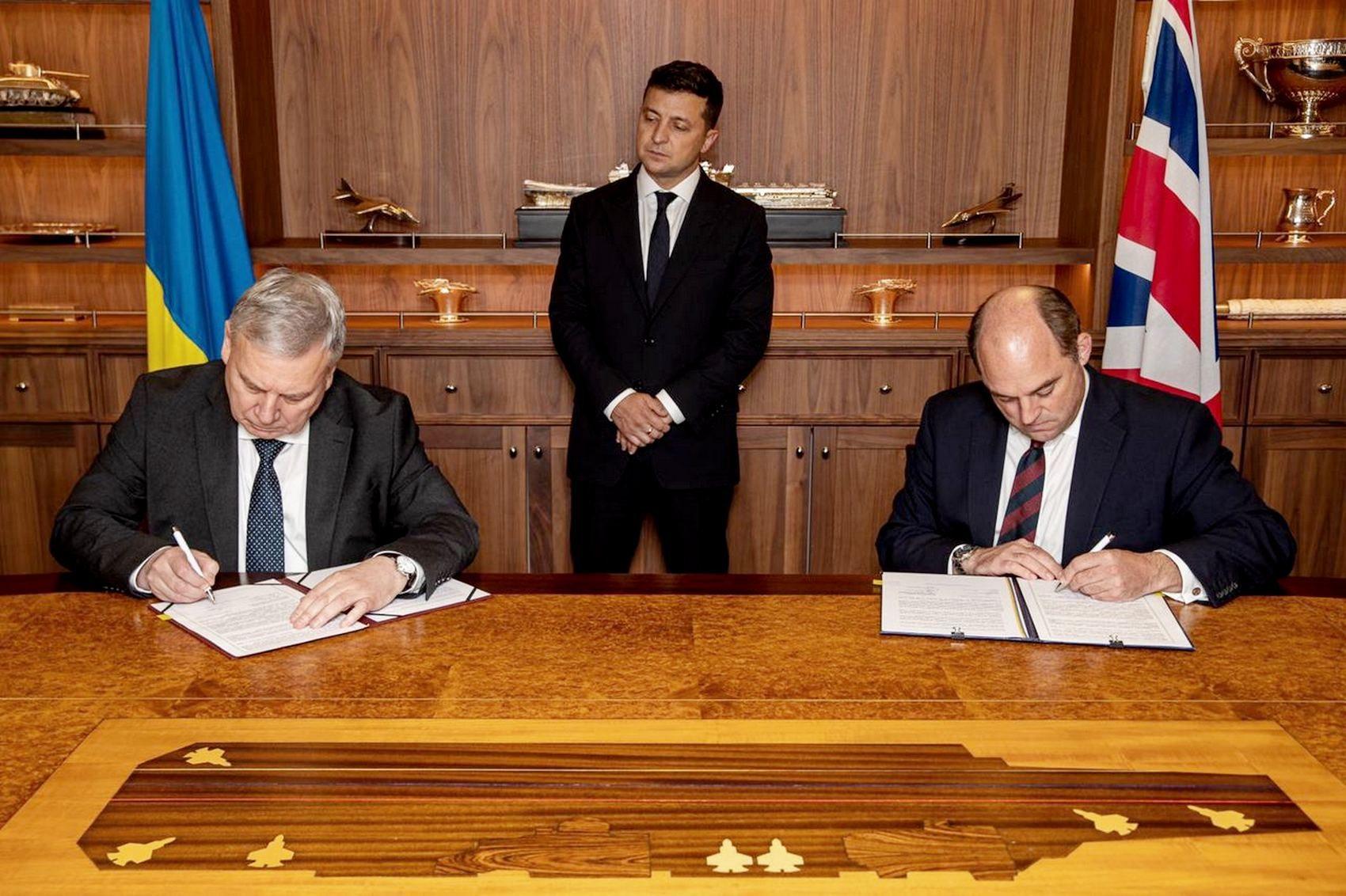 Британія надасть 1,6 млрд доларів позики для підвищення безпеки на півдні України