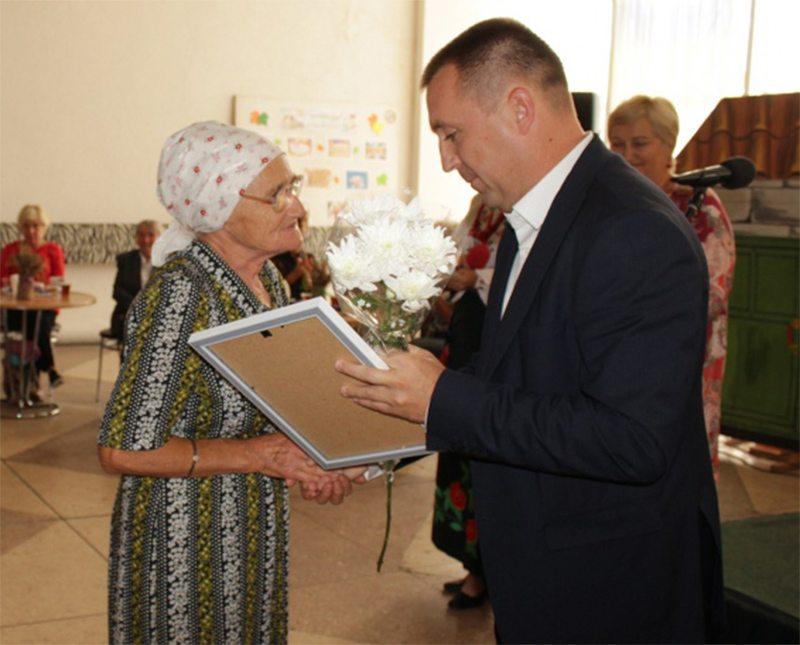 В Олешківському районі вшанували ветеранів