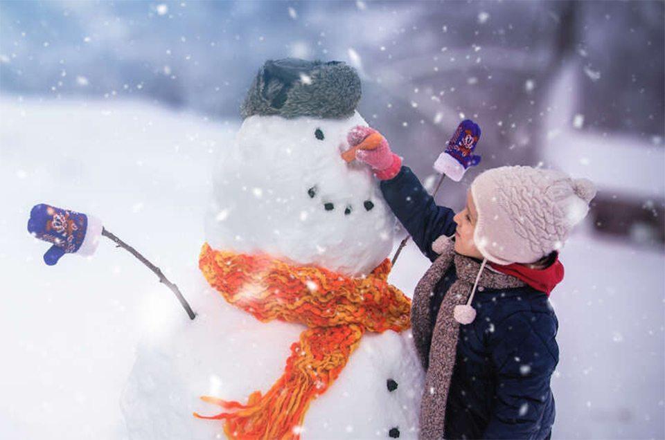 зима, аномальная, метеорологи