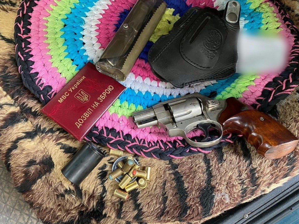 Каланчак,пистолет,патроны