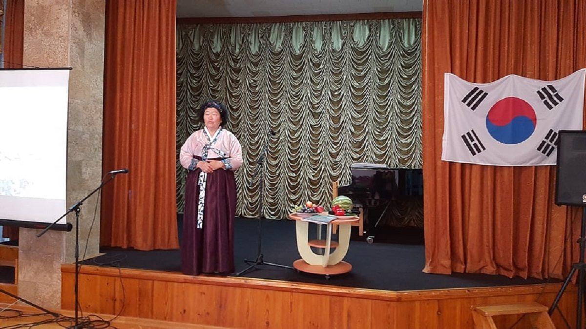 В Херсоні відзначили свято корейської культури