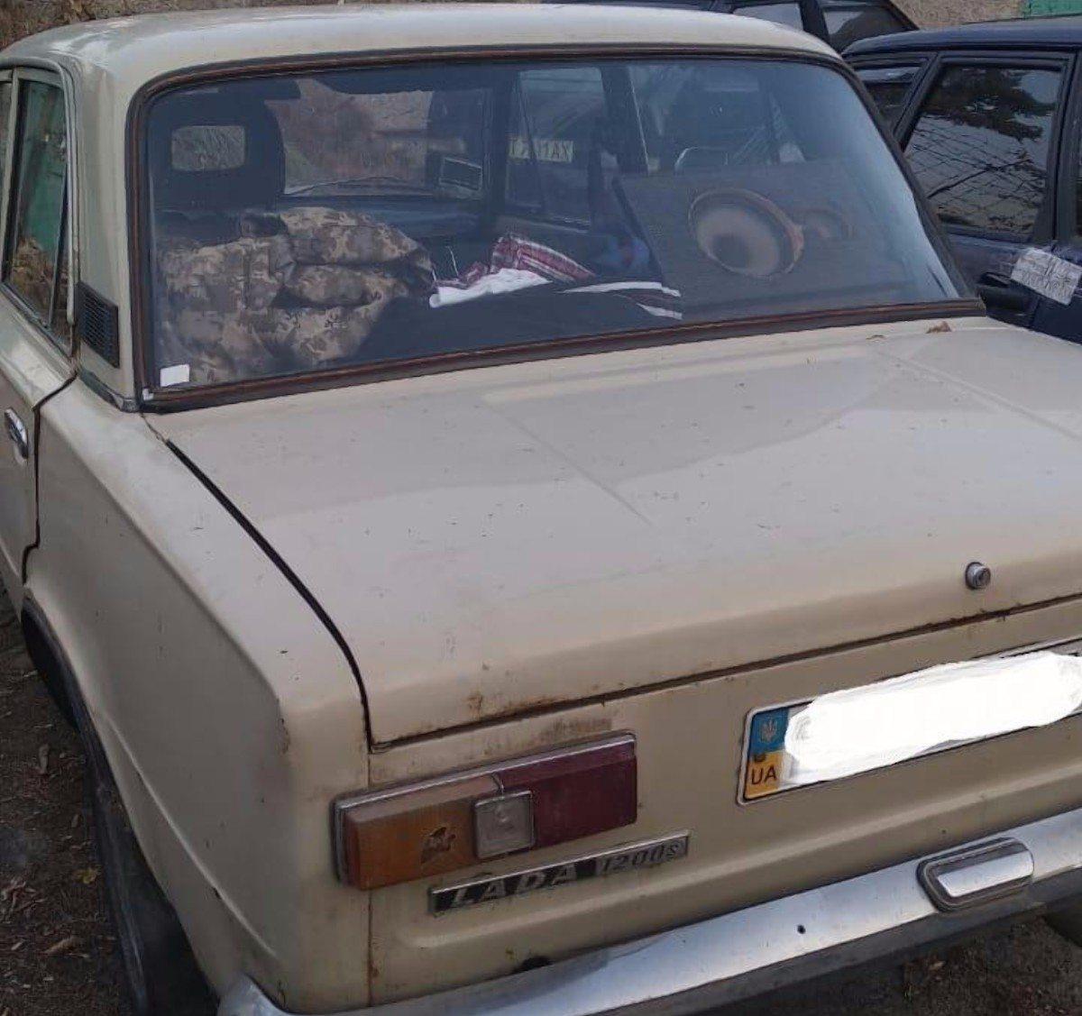Житель Херсонщины сообщил в полицию об угоне, которого не было