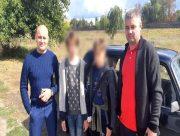 Полицейскі знайшли зниклих поблизу Херсону хлопців