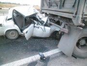В Херсонской области водитель сбежал после гибели пассажира в ДТП