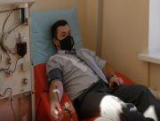 В Херсоні донорам раздавали подарунки за здачу крові