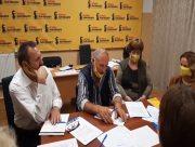 В Херсоні за круглим столом зібрались представники національних меншин