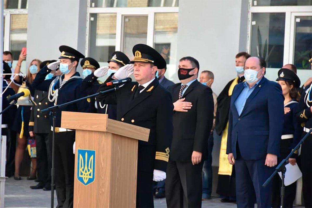 Херсонські моряки продовжують козацьку славу