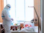 На Херсонщині серед захворілих медики та діти