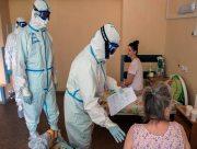 В Херсоне выявили более сотни заболевших коронавирусом за сутки