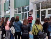 Першокурсників знайомлять з історією Херсонського держуніверситету