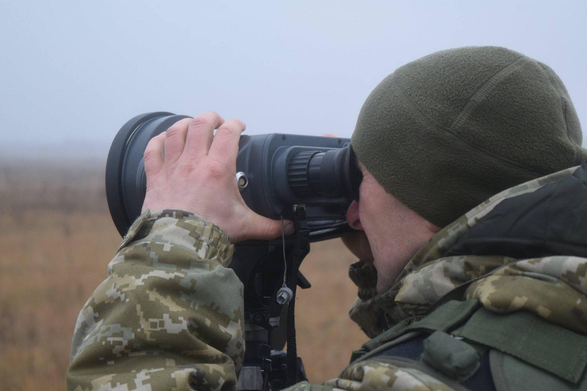 Пограничники на озере Сиваш поймали браконьера ночью с помощью тепловизора