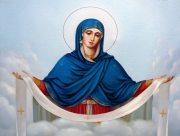 Егор Устинов пожелал каждой семье покровительства Пресвятой Богородицы