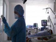 В Херсоні близько 90% хворих на ковід людей - нещеплені