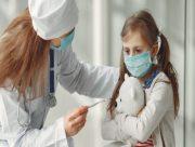 На Херсонщині щодня до лікарні надходять 3-4 дитини з ковідом