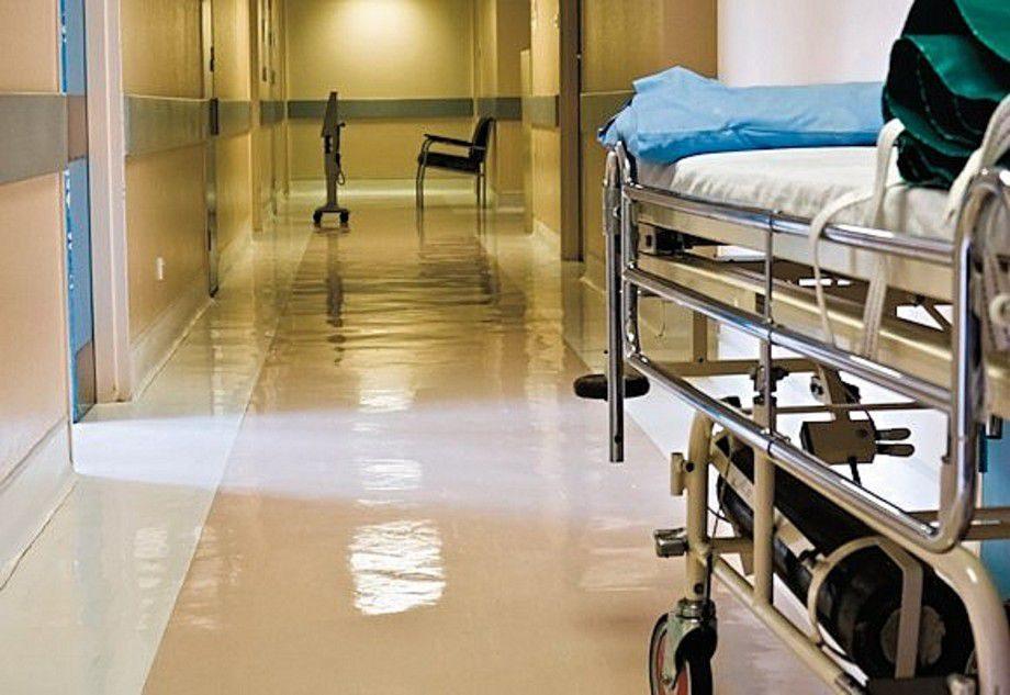 Херсон, больница, пациент