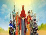 Андрій Дмитрієв привітав із Днем захисника України і святом Покрови Пресвятої Богородиці