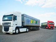 """Херсонська компанія """"Агропродукт Логістік"""" зміцнює свої позиції на ринку вантажоперевезень"""